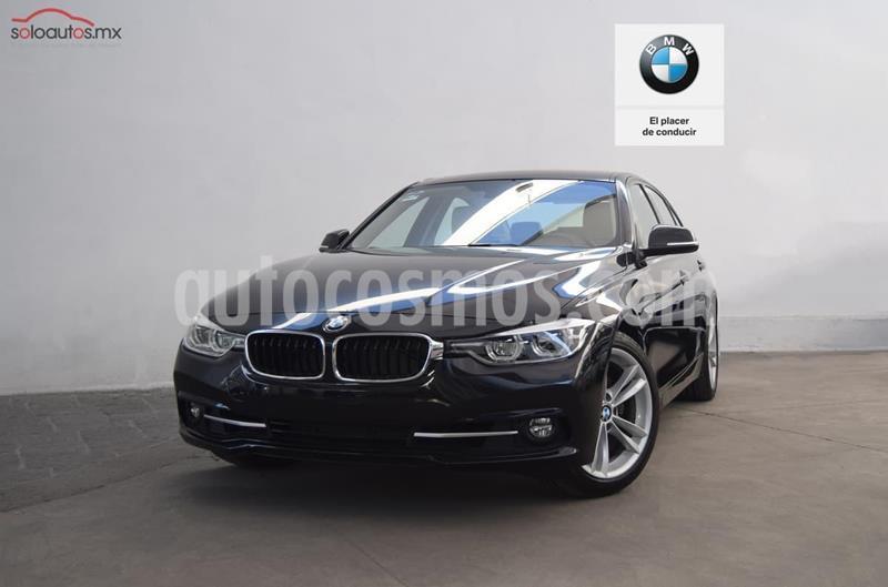BMW Serie 3 330iA Sport Line Plus usado (2017) color Negro precio $502,900