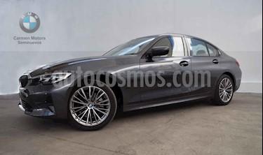 BMW Serie 3 320iA Sport Line usado (2020) color Gris precio $670,000