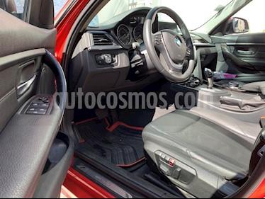 BMW Serie 3 328i Luxury Line usado (2015) color Rojo Crimson precio $330,000