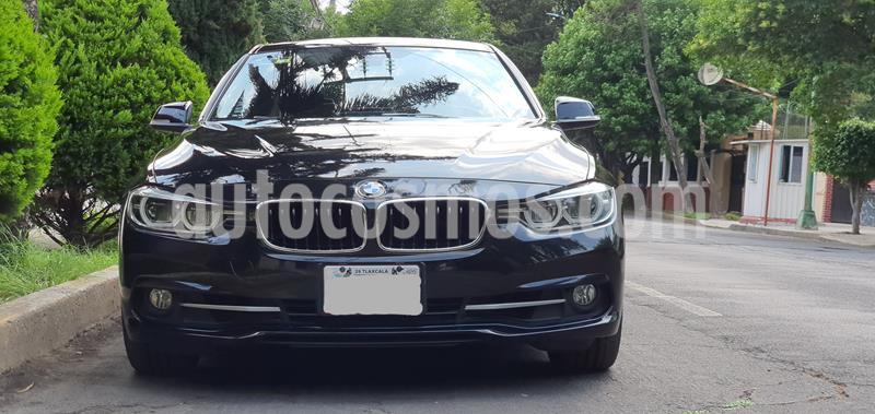 BMW Serie 3 330iA Sport Line usado (2016) color Negro precio $402,000