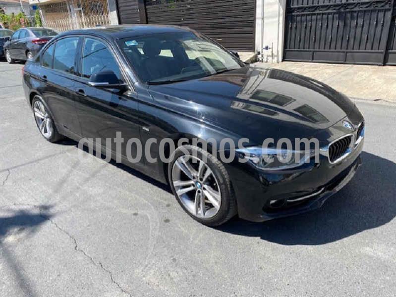 BMW Serie 3 318iA Sport Line usado (2018) color Negro precio $355,000