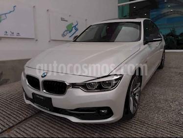 BMW Serie 3 4p 330i Sport Line L4/2.0/T Aut usado (2017) color Blanco precio $450,000