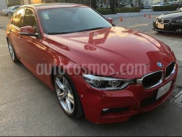 BMW Serie 3 330iA M Sport usado (2016) color Rojo precio $340,000