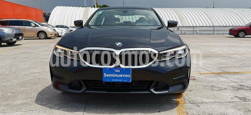 BMW Serie 3 330e Sport Line Plus usado (2020) color Negro precio $815,000