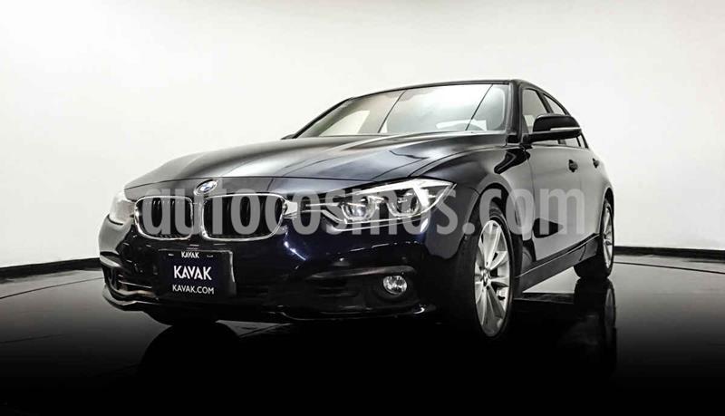 BMW Serie 3 320i usado (2016) color Azul precio $309,999