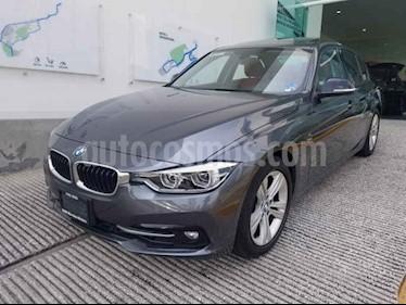 BMW Serie 3 330iA Sport Line usado (2017) color Gris precio $455,000