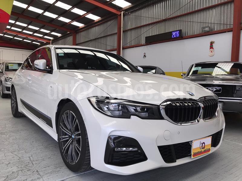 BMW Serie 3 330iA M Sport usado (2020) color Blanco Alpine precio $699,900