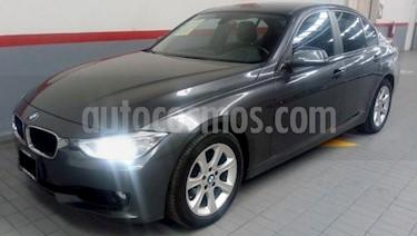 BMW Serie 3 320iA M Sport usado (2015) color Gris precio $285,000