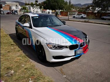 BMW Serie 3 320i Lujo  usado (2014) color Negro precio $230,000