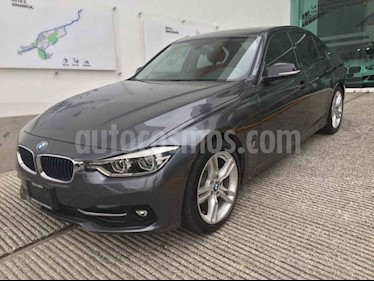 BMW Serie 3 330e Luxury Line (Hibrido) Aut usado (2018) color Gris precio $599,000