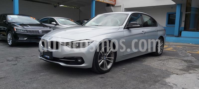 BMW Serie 3 320iA Sport Line usado (2017) color Plata Dorado precio $380,000