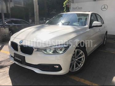 BMW Serie 3 4p 320i Luxury Line L4/2.0/T Aut usado (2016) color Blanco precio $320,000