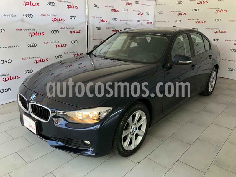 BMW Serie 3 320iA usado (2015) color Azul precio $255,000