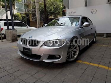 BMW Serie 3 2p 325i Coupe M Sport aut usado (2013) color Plata precio $325,000