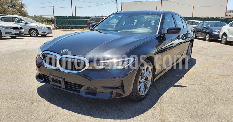 BMW Serie 3 330iA Sport Line usado (2020) color Negro precio $564,900