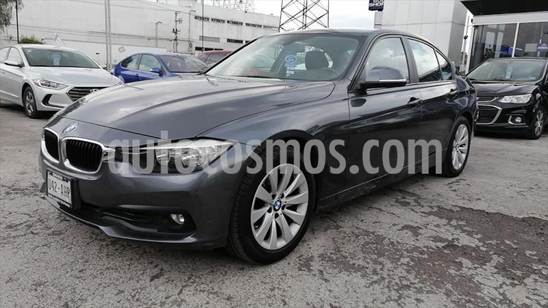 BMW Serie 3 4P 320I SEDV°N LUXURY LINE L4/2.0/T AUT usado (2016) color Gris precio $258,000
