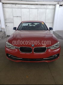 BMW Serie 3 330i usado (2018) color Rojo precio $389,000