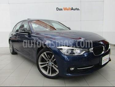 BMW Serie 3 330iA Sport Line usado (2017) color Azul precio $375,000