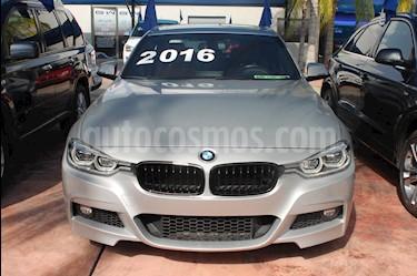 BMW Serie 3 330iA M Sport usado (2016) color Plata precio $560,000