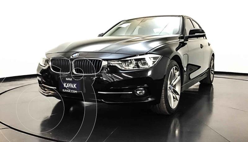 BMW Serie 3 330iA M Sport usado (2019) color Negro precio $542,999