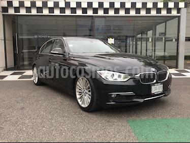 BMW Serie 3 320i Luxury Line usado (2014) color Negro precio $240,000