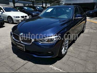 BMW Serie 3 320iA usado (2017) color Azul precio $395,000