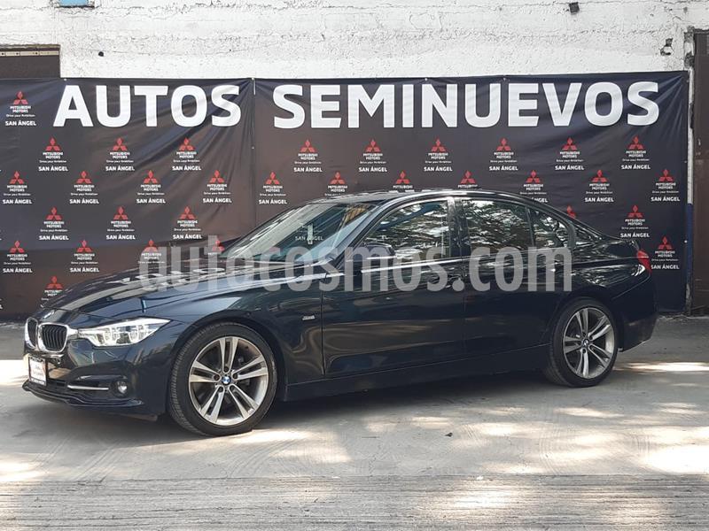 BMW Serie 3 330iA Sport Line usado (2017) color Negro Zafiro precio $415,000