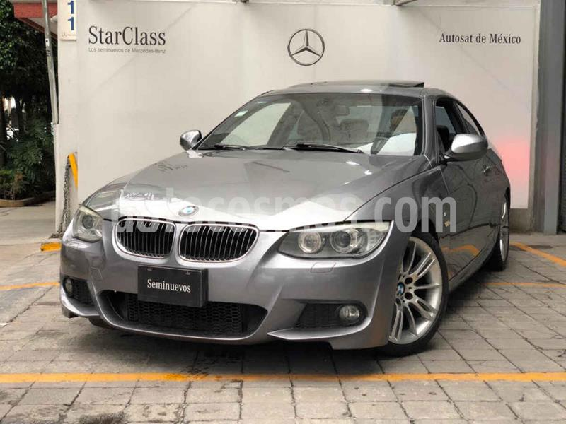 BMW Serie 3 325iA Coupe M Sport usado (2012) color Gris precio $240,000