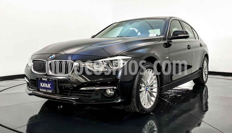 foto BMW Serie 3 320iA Luxury Line usado (2016) color Negro precio $317,999