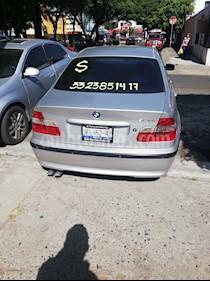 BMW Serie 3 320i Top Line usado (2004) color Plata precio $75,000