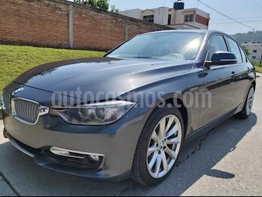BMW Serie 3 320i Modern Line  usado (2015) color Gris Mineral precio $310,000
