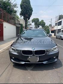 BMW Serie 3 320iA usado (2015) color Gris Mineral precio $305,000