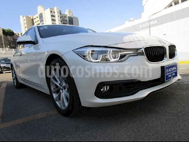 BMW Serie 3 4p 320i  L4/2.0/T Aut Business usado (2016) color Blanco precio $335,000