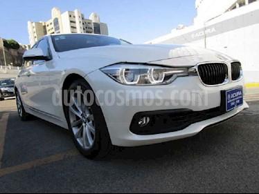 BMW Serie 3 4p 320i  L4/2.0/T Aut Business usado (2016) color Blanco precio $335,000