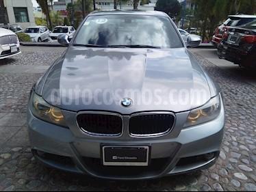 BMW Serie 3 335iA M Sport usado (2012) color Gris Oscuro precio $270,000