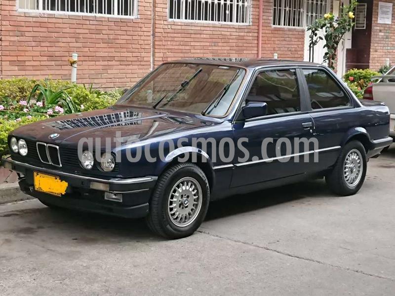 BMW Serie 3 320i 2.0L usado (1985) color Azul precio BoF1.500