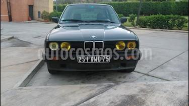 BMW Serie 3 318i 2.0L usado (1989) color Gris Space precio BoF5.000