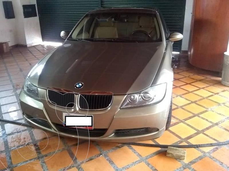 BMW Serie 3 320i 2.0L usado (2007) color Bronce precio u$s17.000