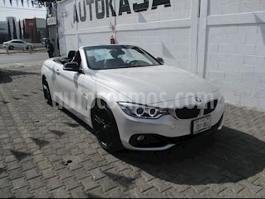 Foto venta Auto Seminuevo BMW Serie 4 2p 430i Conv Sport Line L4/2.0/T Aut (2017) color Blanco precio $598,000