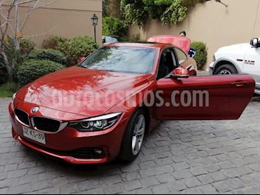 BMW Serie 4 420i  usado (2018) color Naranja precio $23.000.000