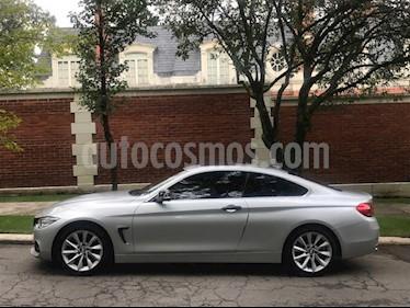Foto BMW Serie 4 420iA Coupe Aut usado (2017) color Gris precio $423,000