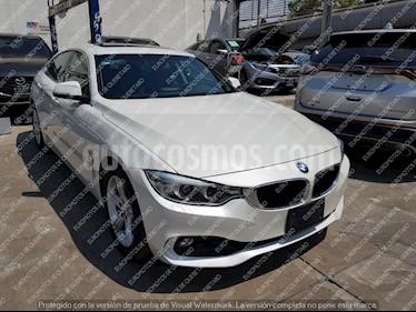 Foto venta Auto usado BMW Serie 4 420iA Coupe Aut (2017) color Blanco Mineral precio $450,000