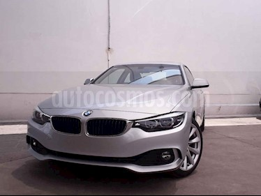 foto BMW Serie 4 420iA Coupe Executive Aut usado (2019) color Plata precio $651,000