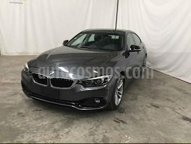 Foto venta Auto usado BMW Serie 4 420iA Coupe Sport Line Aut (2019) color Gris precio $484,900