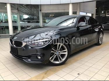 Foto venta Auto usado BMW Serie 4 420iA Coupe Sport Line Aut (2018) color Negro precio $475,000