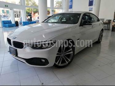 Foto BMW Serie 4 420iA Coupe Sport Line Aut usado (2019) color Blanco precio $529,900