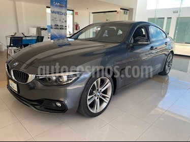 Foto venta Auto usado BMW Serie 4 420iA Coupe Sport Line Aut (2019) color Gris precio $529,900