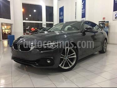 Foto venta Auto usado BMW Serie 4 420iA Coupe Sport Line Aut (2019) color Gris precio $549,800