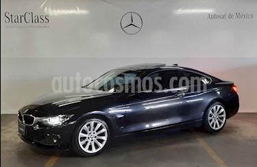 Foto venta Auto usado BMW Serie 4 420iA Coupe Sport Line Aut (2019) color Negro precio $599,000