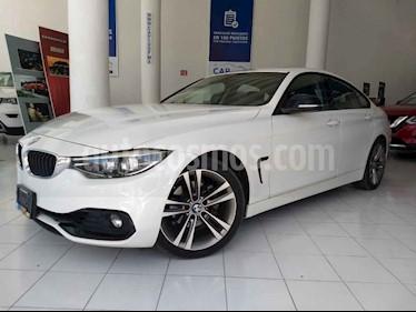 Foto venta Auto usado BMW Serie 4 420iA Gran Coupe Aut (2019) color Blanco precio $529,900